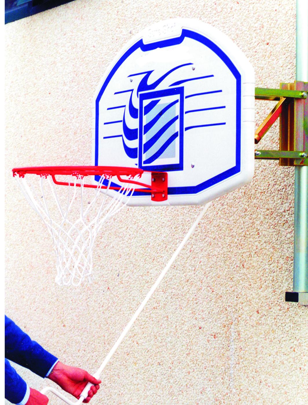 Consola baschet minibaschet cu fixare pe perete